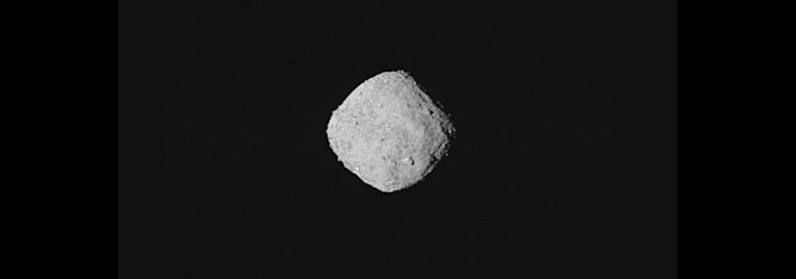 L'astéroïde Bennu, cible de la mission NASA OSIRIS-REx, se prend pour une comète